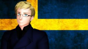 [MMD] APH Sweden by LockdownVII