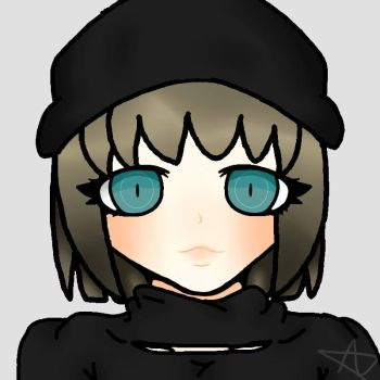'Leah' :new oc: by MagentaKittyLover