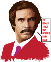 ANCHORMAN by CamelE