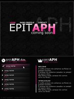 EPITAPH LAYOUT by sorinha
