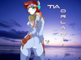 Tia Orlania by Delishia