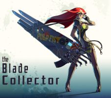 Blade Collector colored by Alistia