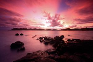 Red Sky... by Rnd-ang