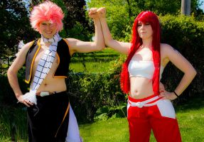 Friends till the end! by SCARLET-COSPLAY