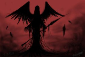 Dark Angel by Vickybo