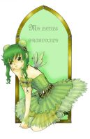 My little Dragonfly, Hitomi by Truthdel
