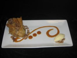 Plated Dessert Two by CassieArin