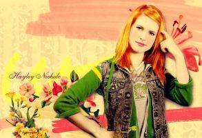 Vintage Hayley 2 by PaijaKay