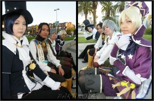 AX 2009: Eternal Sonata 3 by hayatecrawford