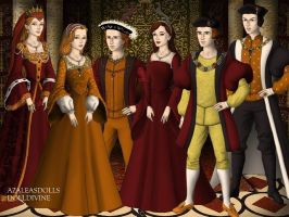 The Tudors by TFfan234