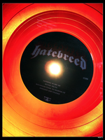 Hatebreed - Red Transparent I by Xe4ro