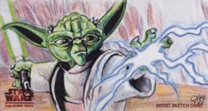 Clone Wars Yoda Return by tdastick