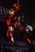 IRON MAN by one-dryad