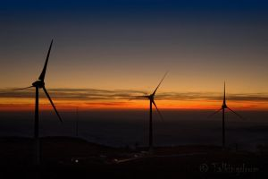 Windmills by Talkingdrum