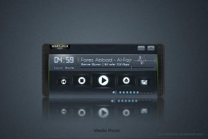 Media Player by ahmedstudio