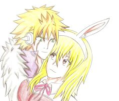Laxus X Lucy - Fairy Tail by DarkaiAsakura