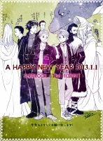 A Happy New Year 2013 by SALIY221B