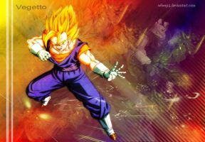 Vegetto wallpaper by sEbeQ13