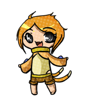 PC:: Bailey Chibi by Vae-Halo3