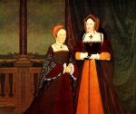 Catherine and Mary I by Lucrecia-89