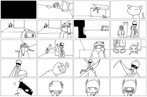 Story boards by Forced-enjoyment