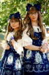 Matching Lolita Fan Expo 2014 by Lightning--Baron