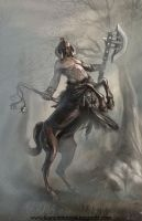chaos centaur by ROPART