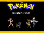 Rusted Gem Title Screen by Blackwind211