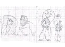 New KP-Projekt Storyboard Samples#1 by DrakebyRS