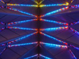 Air Force Academy Chapel by Davidk1960
