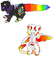 Colorful Adopts: CLOSED by Metals-Adopts