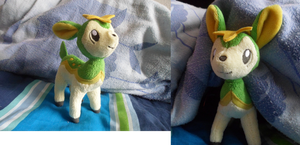 My Deerling Plush by The-Real-Shaydee