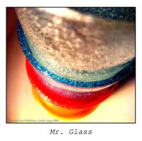 Mr. Glass by DenVildaBabyn