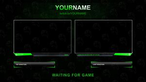 Streamity.gg - Waiting Screen (Package) - #004 by streamity