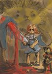 dorothy the witch hunter! by puly123456