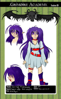 Irine Nightshade by marii-vamp