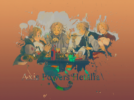 Axis Powers Hetalia Wallpaper by HinataTentenAnkoRul