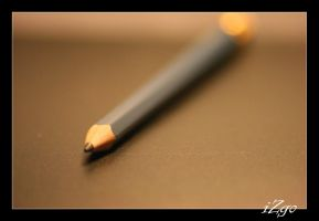 Pencil by iZgo