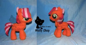 Babs Seed Plush! For Sale! by Vegeto-UchihaPortgas