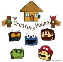 The Creature House by ArcticLemons