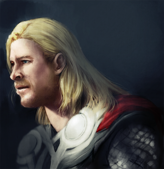Thor by WhatICantDo