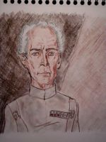 Governor Tarkin by CpointSpoint