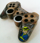 Fallout New Vegas PS3 CONTROLLER SHELL by chrisfurguson