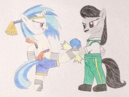DJ-ADON3 vs DudleyTavia - Who'll come out on top? by DON2602