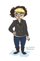 What I wore 02 10 2012 by TRAVALE