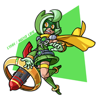 FH: Lime by The-Knick