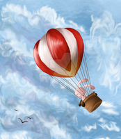 Niia - Up, Up and Away by parochena