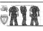 Deathwatch RP Character design by RedSkittlez-DA