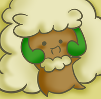Whimsicott by Maareep