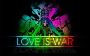 Love Is War by gibs128
